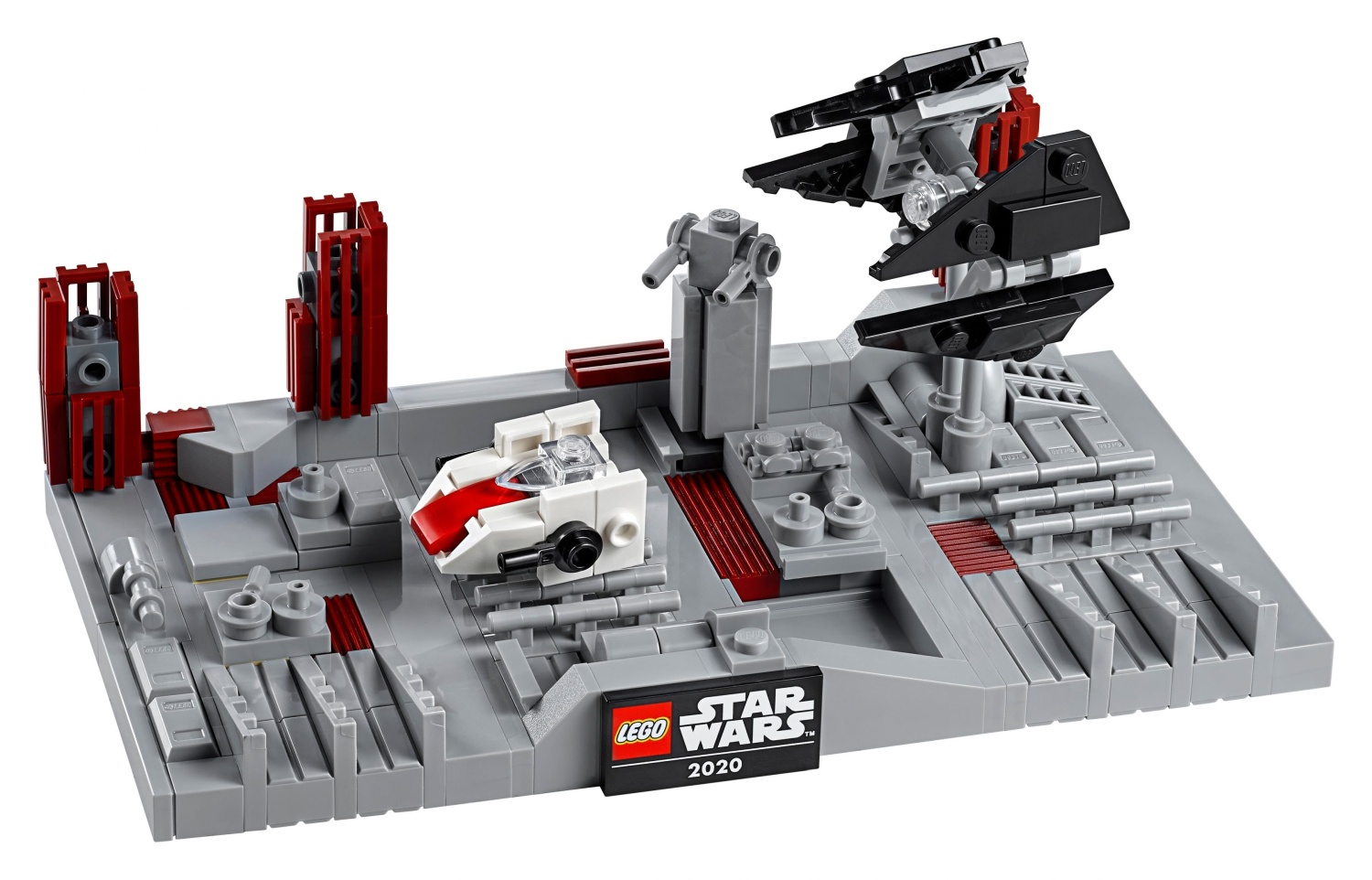 LEGO 40407 – Death Star II Battle