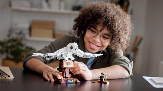új LEGO Harry Potter