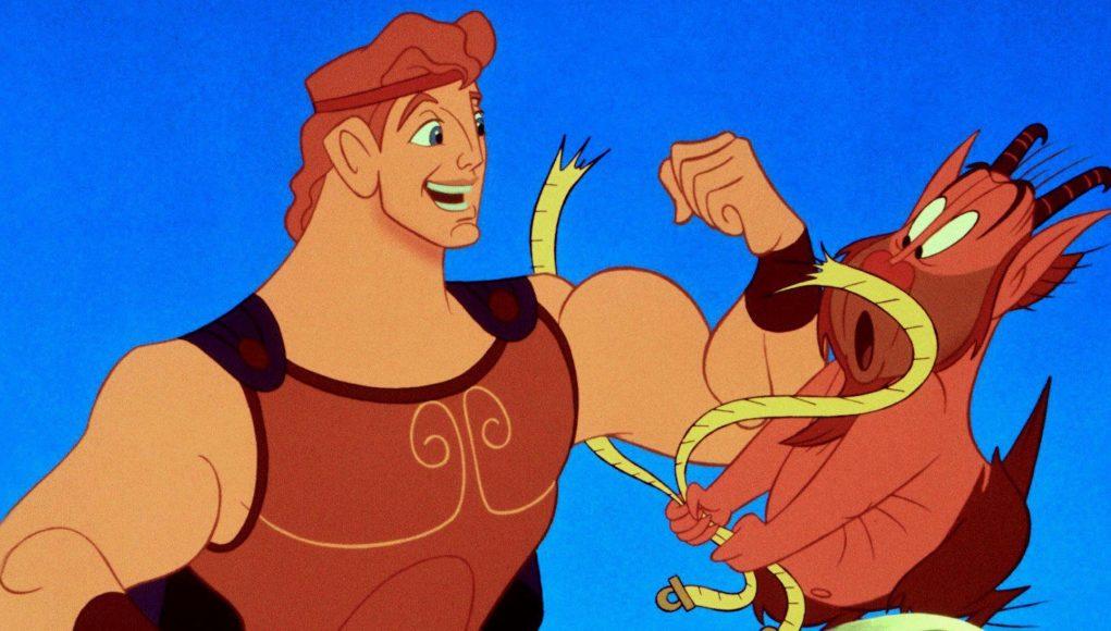 élőszereplős Herkules