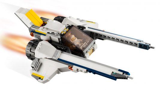 lego 31107 space rover