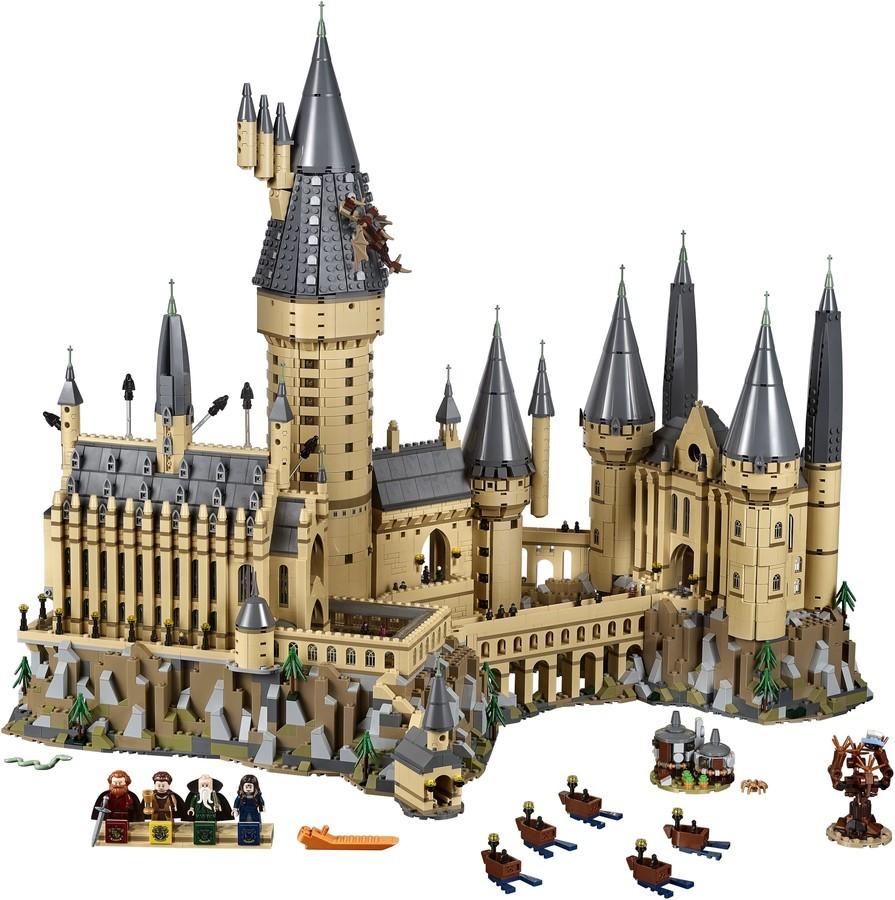öt legnagyobb LEGO