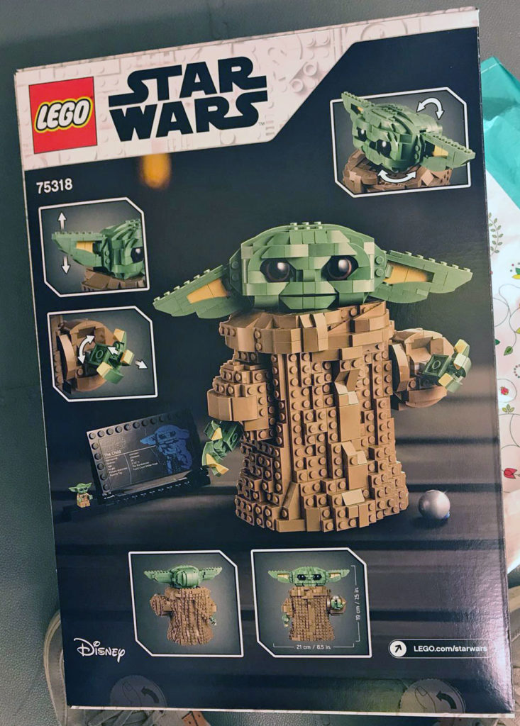 LEGO Star Wars 75318 The Child baby yoda