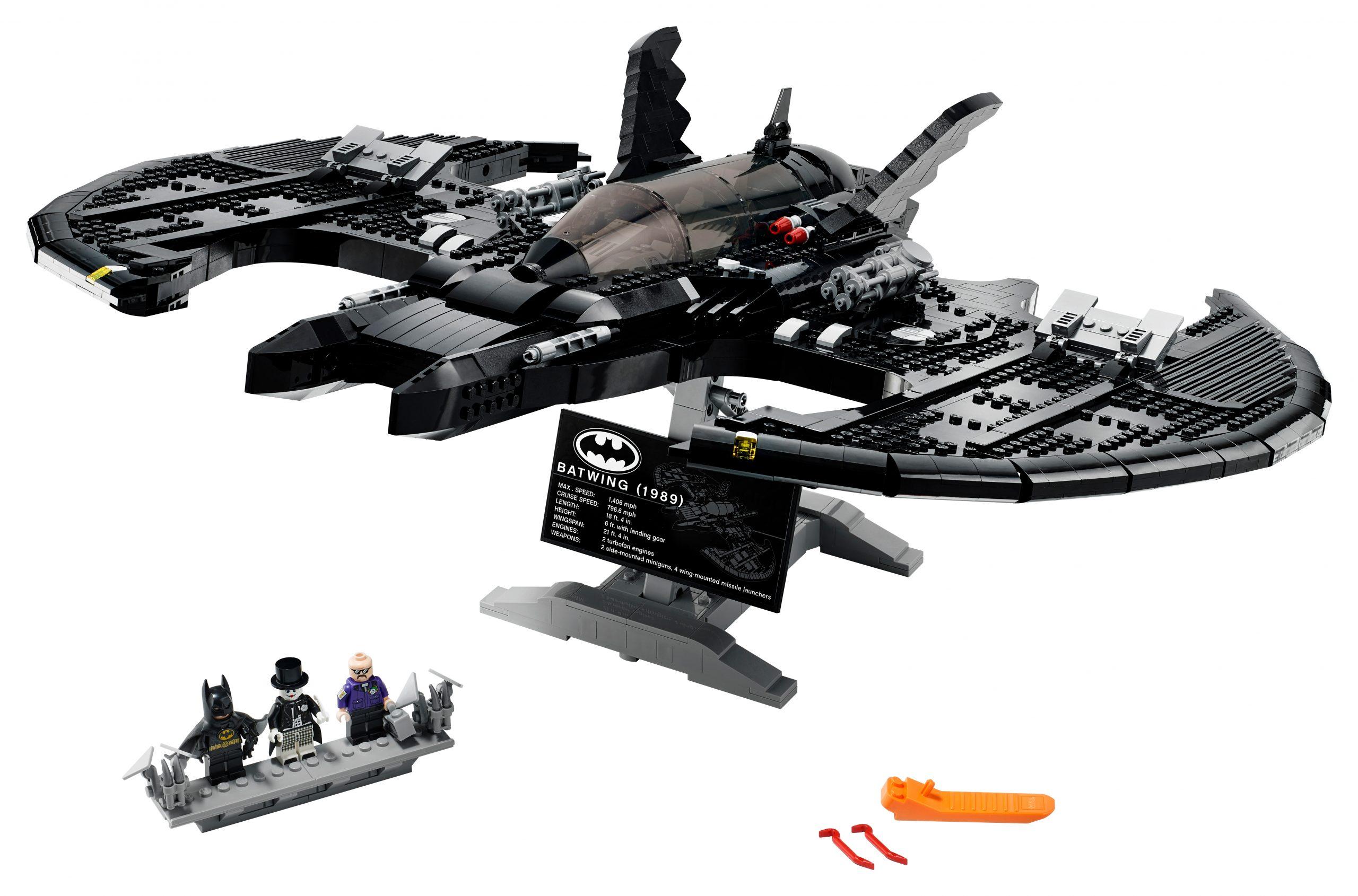 lego 71161 1989 Batwing