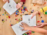 lego papír csomagolás