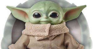 baby yoda mattel
