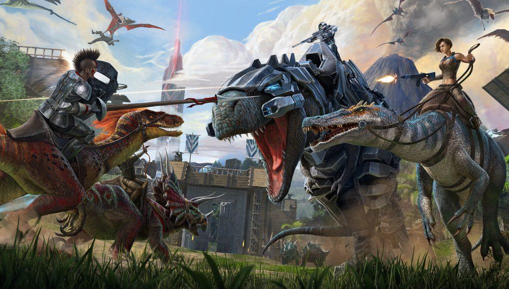 ingyen játék ark survival evolved