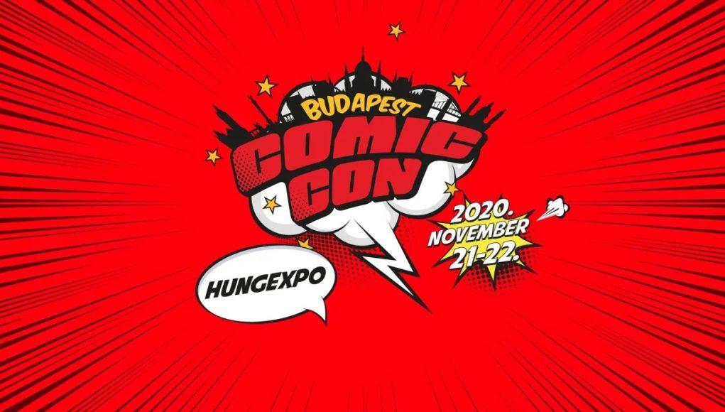 budapest comic con