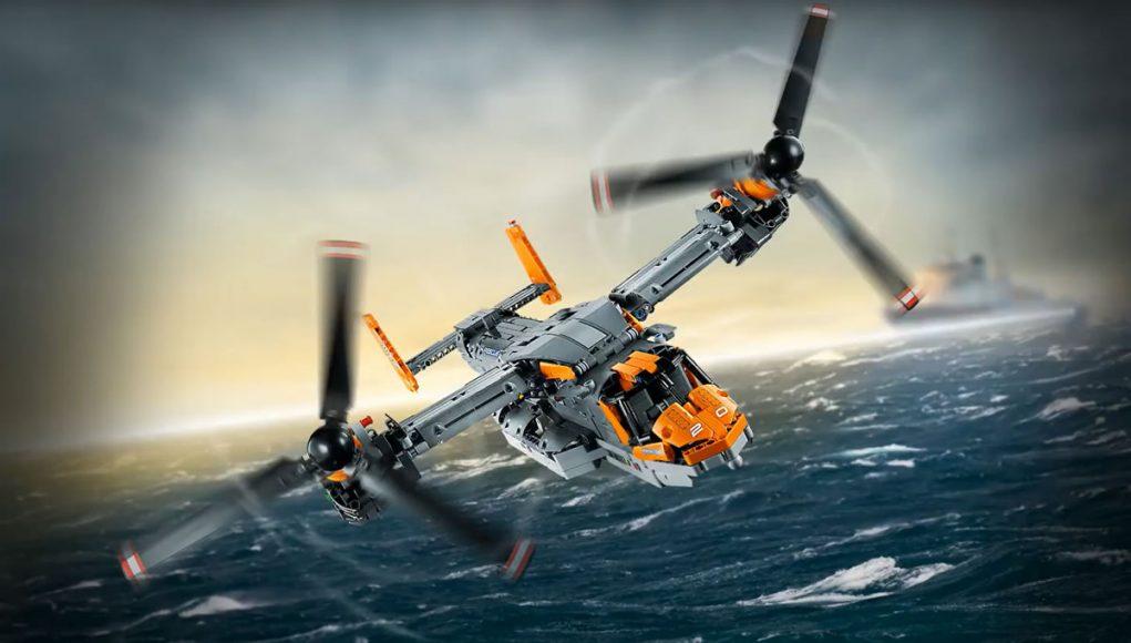 LEGO 42113 Technic Bell Boeing V-22 Osprey