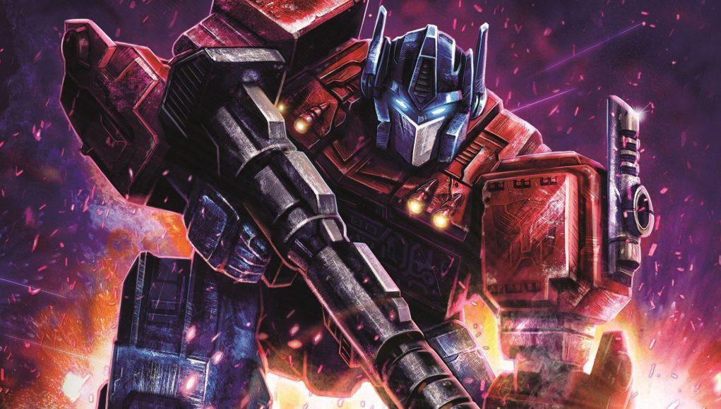 transformers netflix