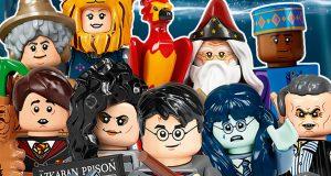 LEGO Harry Potter gyűjthető minifigurák