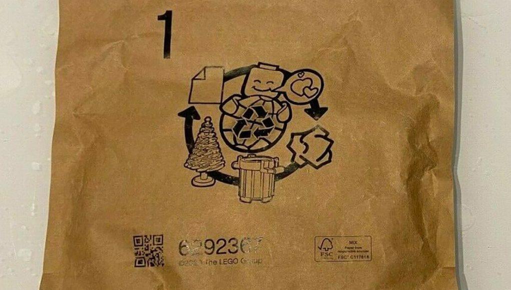 lego csomagolás