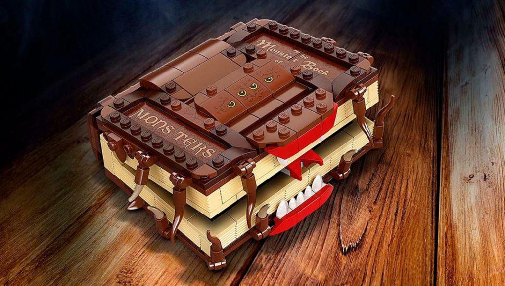 lego szörnyek szörnyű könyve
