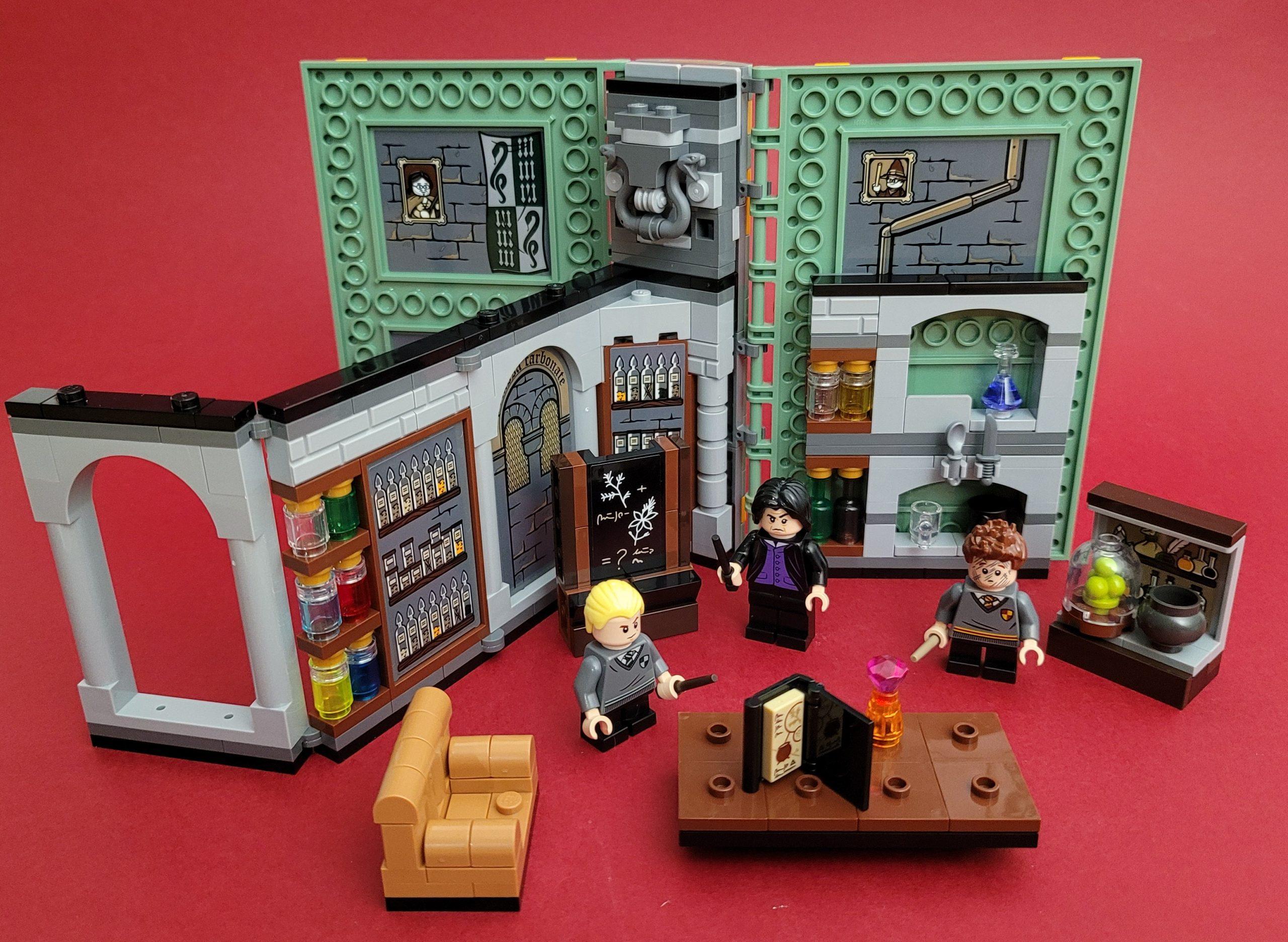 LEGO 76383 – Hogwarts Moment Potions Class