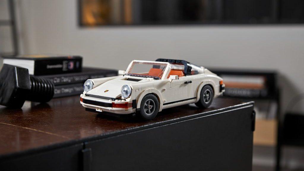 LEGO 10295 Porsche 911 Turbo & 911 Targa