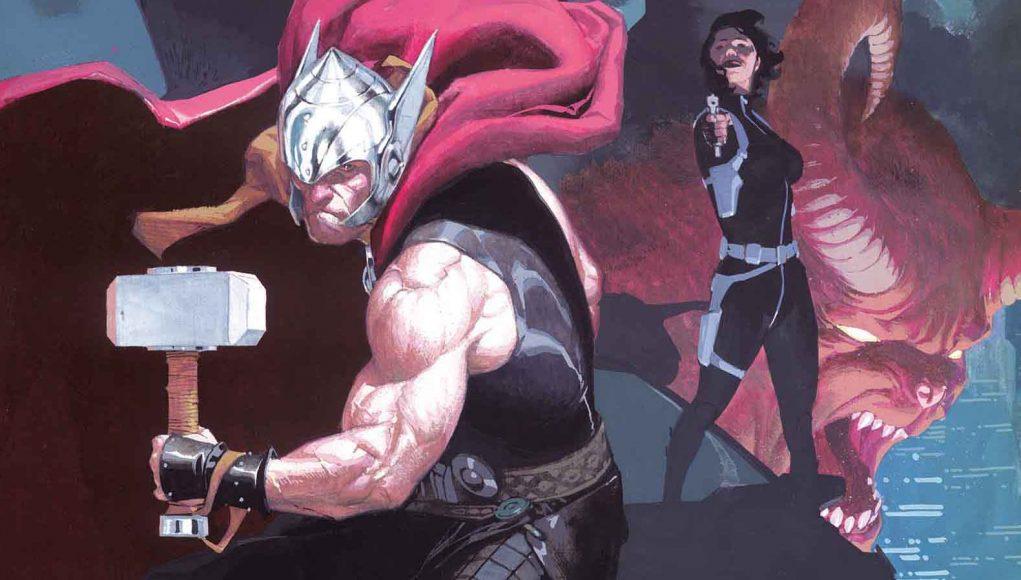 Thor A mennydörgés istene
