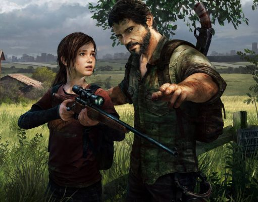 the last of us sorozat
