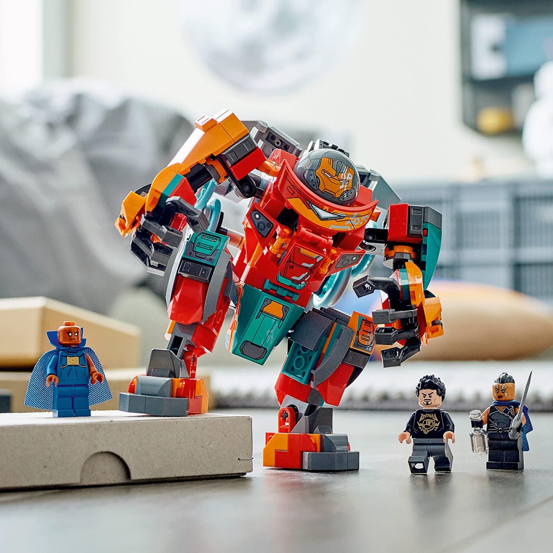 LEGO 76194 – Marvel What If…? Tony Stark's Sakaarian Iron Man